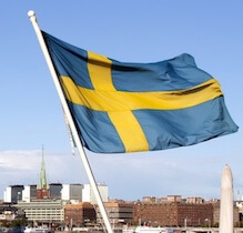 The Sweden gambling regulator accepts applications for licensing of gambling activities