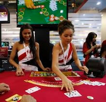 Macau may prohibit employees of casino operators from being on the game floors during off-hours.