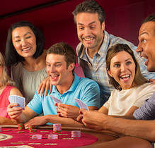 Gambling operators will support the event of the