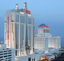 Atlantic City casinos reported an increase in profits in January