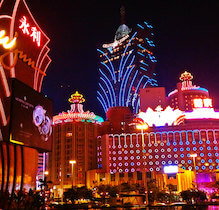 Problematics regarding licenses for slot machines in Macau will not be resolved next year