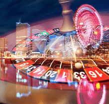 Will Las Vegas Sands be one of the licensed operators in Osaka