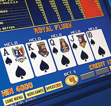 Is It Possible To Get A Royal Flush In Online Casino Video Poker?