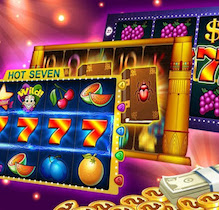 Exciting And Unusual Online Slots. Play Right Now!