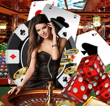Live Games With Live Dealers Or Gambling On Social Media Sites?