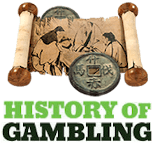 Origin of the most popular gambling games