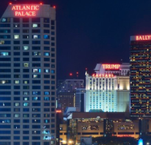 Atlantic City has increase in profits from gambling segment