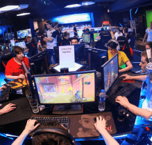 For the first time in US, the casino became a sponsor of the e-sports organization