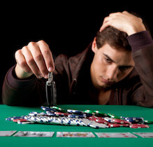 Problem with gambling addiction in Finland