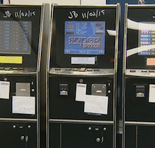 Illegal gambling machines in Pennsylvania