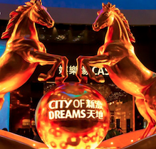 Melco will resume the work of Nüwa Hotel in City of Dreams to the Chinese New Year of 2020