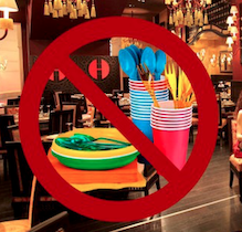 The largest operator of Macau refused to use plastic in gambling establishments