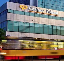 A series of new Century Casinos will be opened in Poland