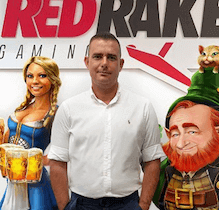 Nick Barr will be a new head of the Maltese branch of Red Rake Gaming