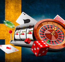 Swedish gambling operators are in worse position than expected
