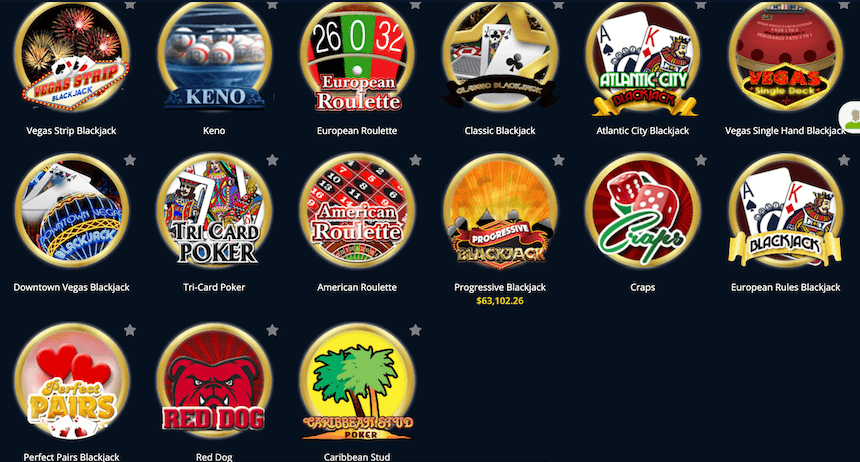 Lincoln Online Casino Games
