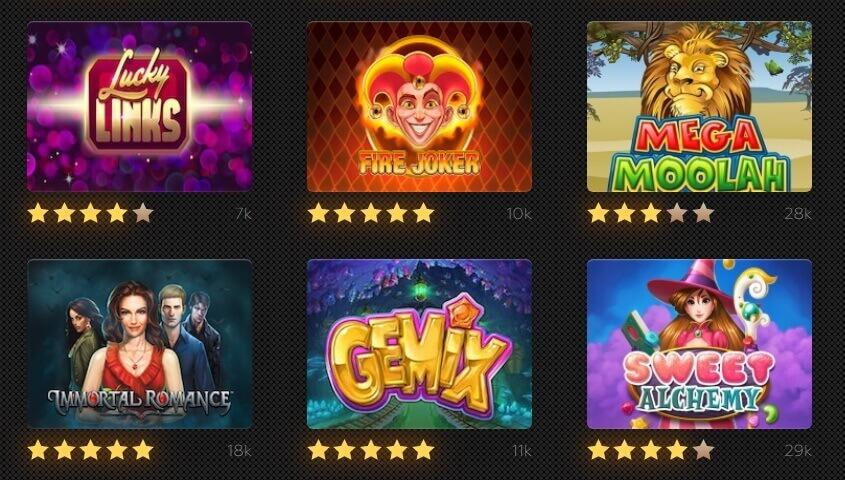 Charlestown Casino Online