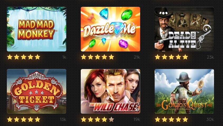 Free slots no download
